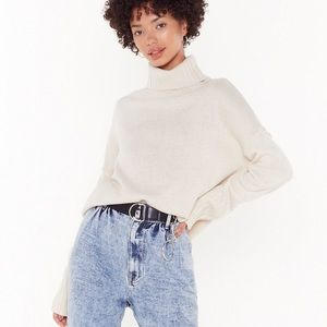 Turtleneck Sweater NWT